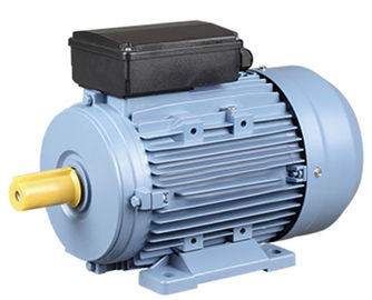 Aluminium Housing 1 Phase Induction Motor With Capacitor - Start 0.25HP - 10HP