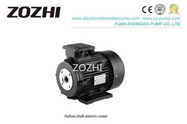 Installation B3 100% Copper Motor Hollow Shaft Electric Motor 112M2-4 5.5KW 7.5HP For Cleaner Machine